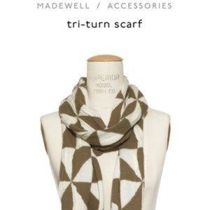 Madewell Tri-Turn Scarf